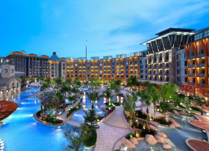 Комплекс отелей Resorts World Sentosa