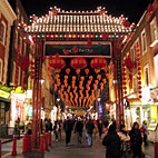 Leicester Square and Chinatown