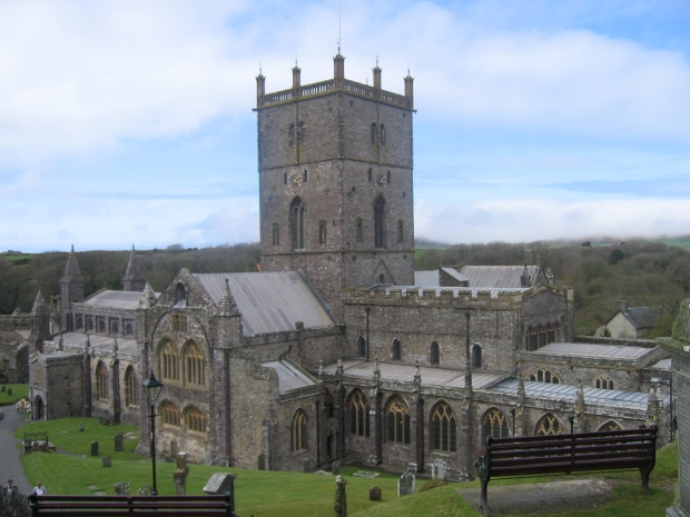 St.David's Cathedral, Tyddewi
