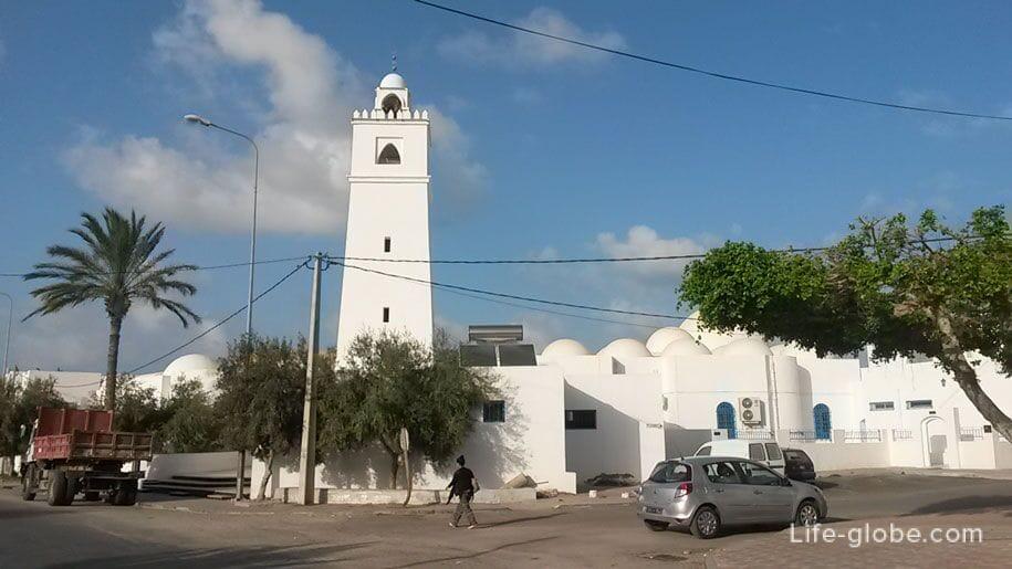 мидун тунис джерба